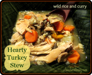 Hearty Turkey Stew