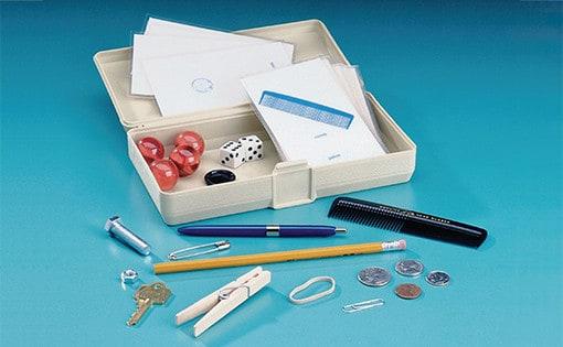 Kit de stéréognosie