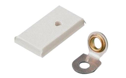 Guide-fil et pièces de fixation Polyform