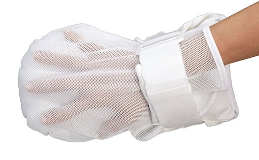 Padded Safety Mitt
