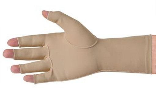 Handschoenen open vingers