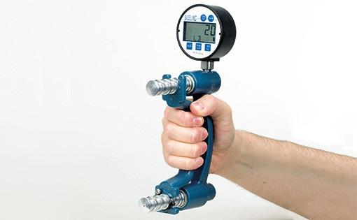 Dynamomètre numérique de main Baseline