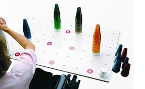 Tableau pour cônes empilables