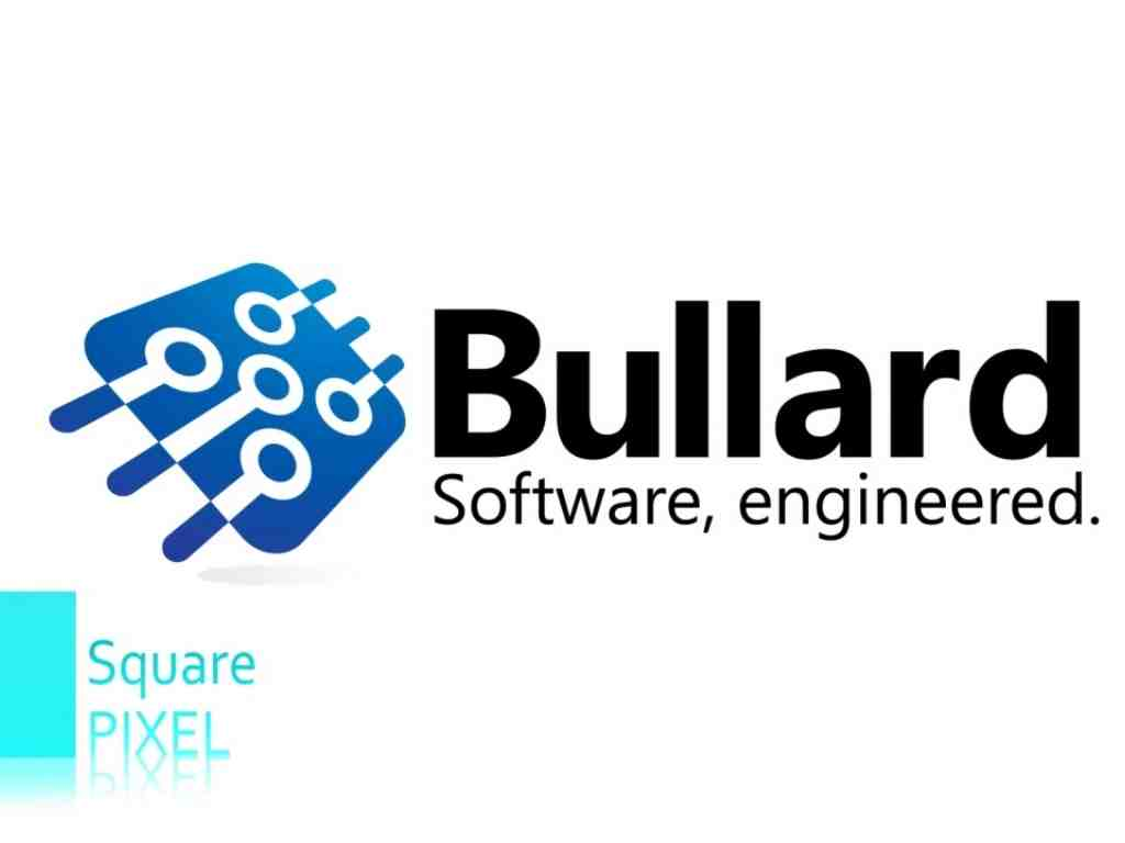 Bullard Logo Animation