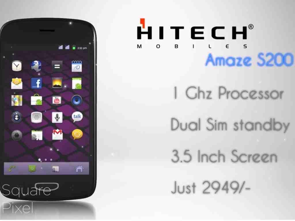 Hitech Mobiles