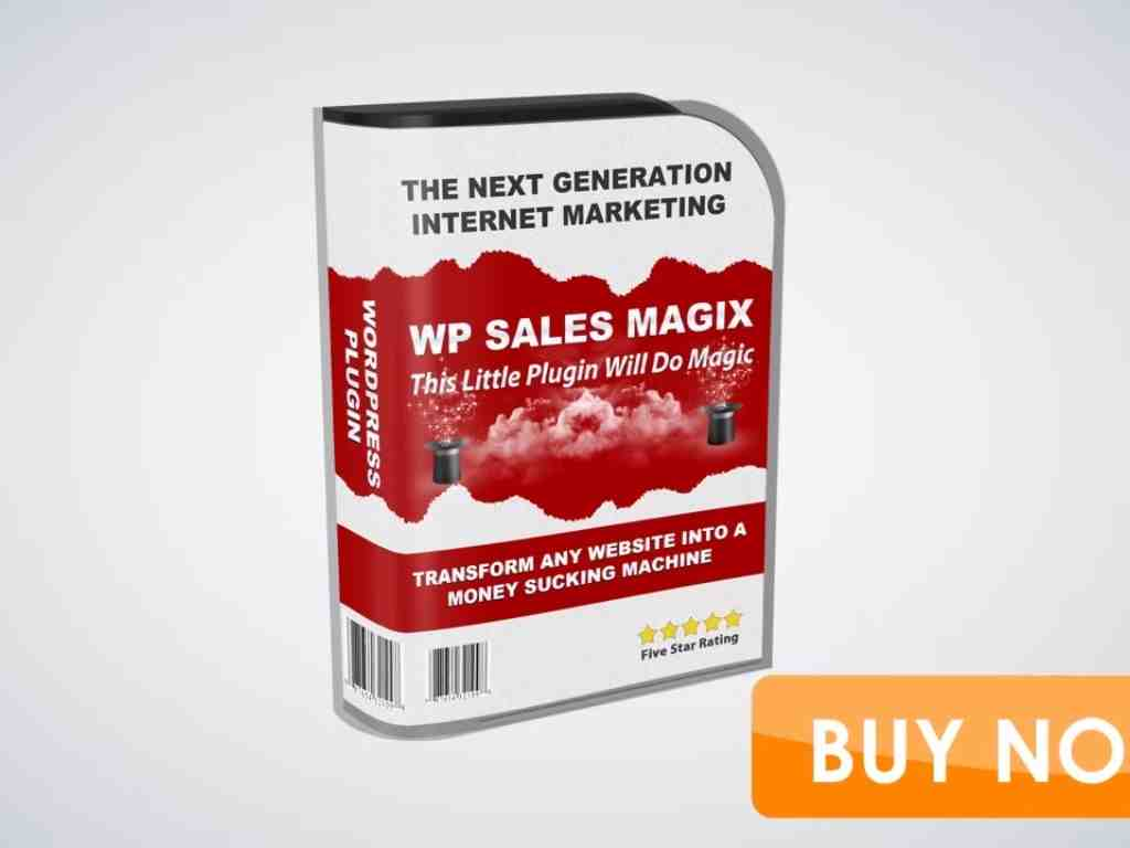WP Sales Magic