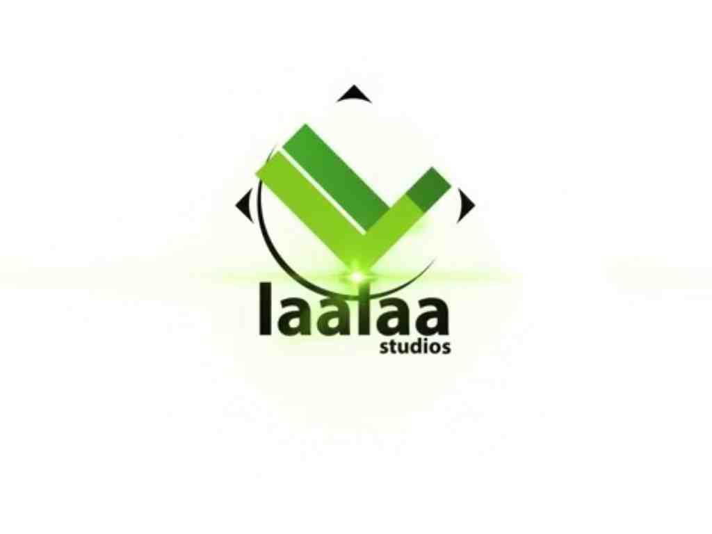 Laalaa Studio logo animation