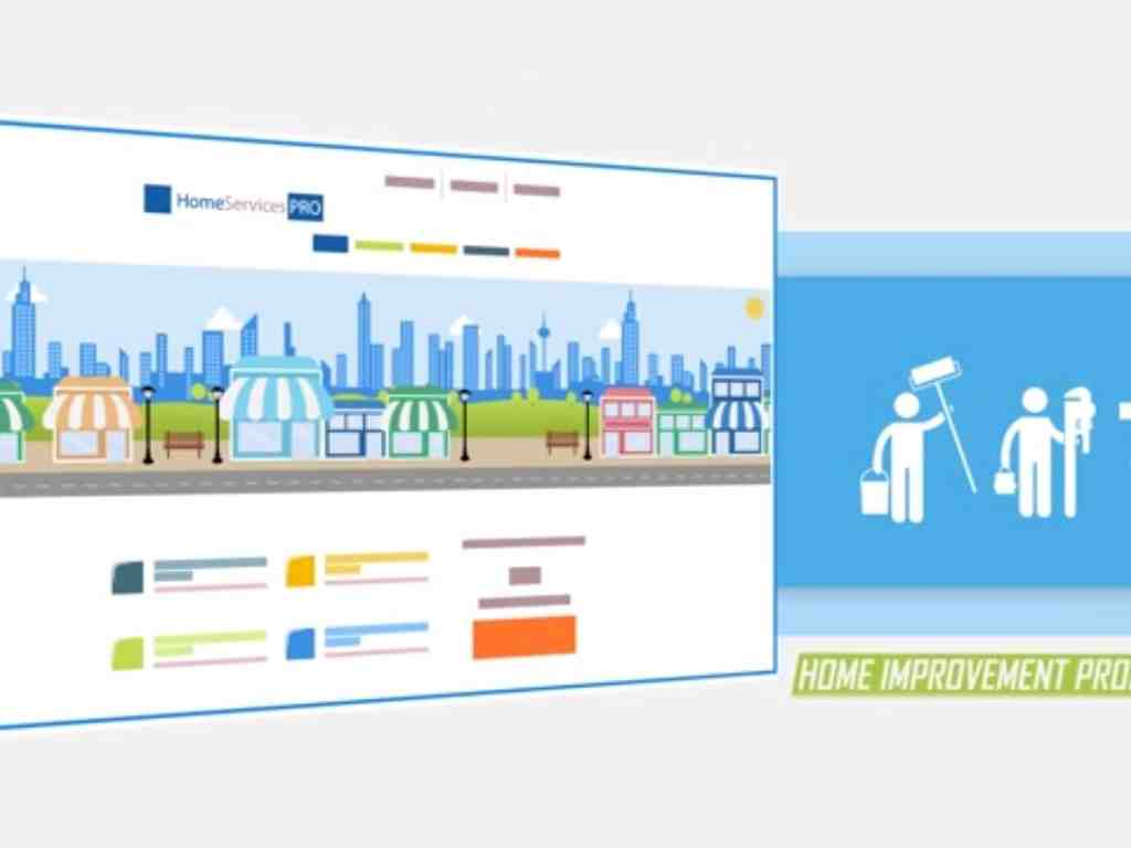 Home Services Portal