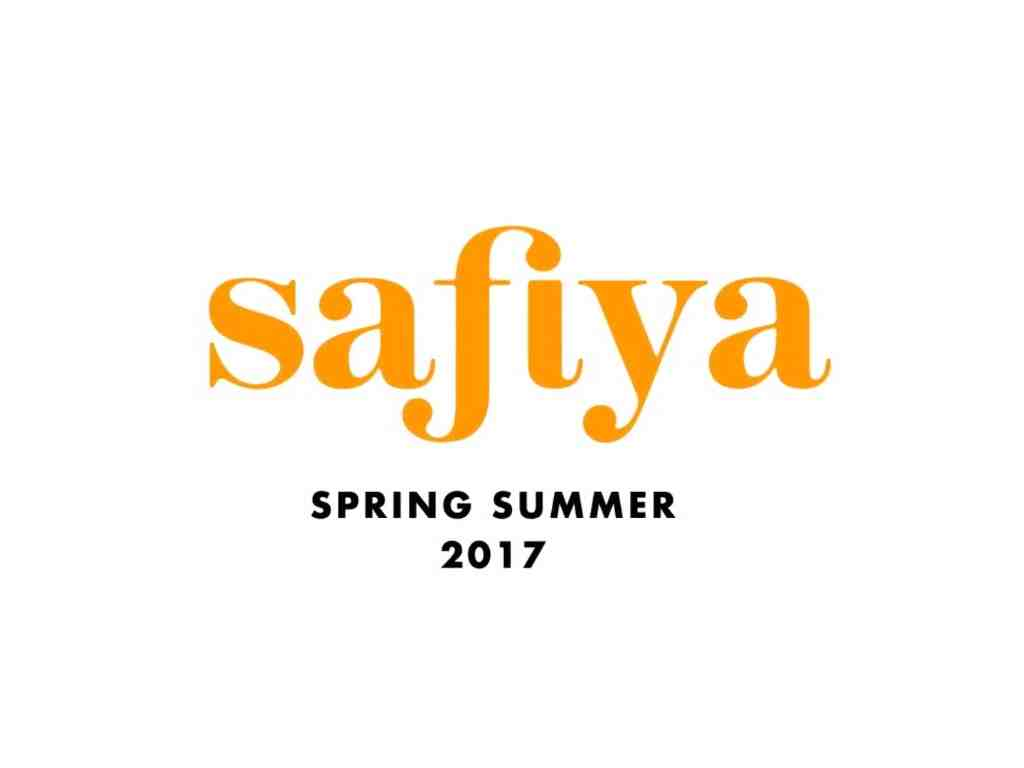Safia spring summer collection