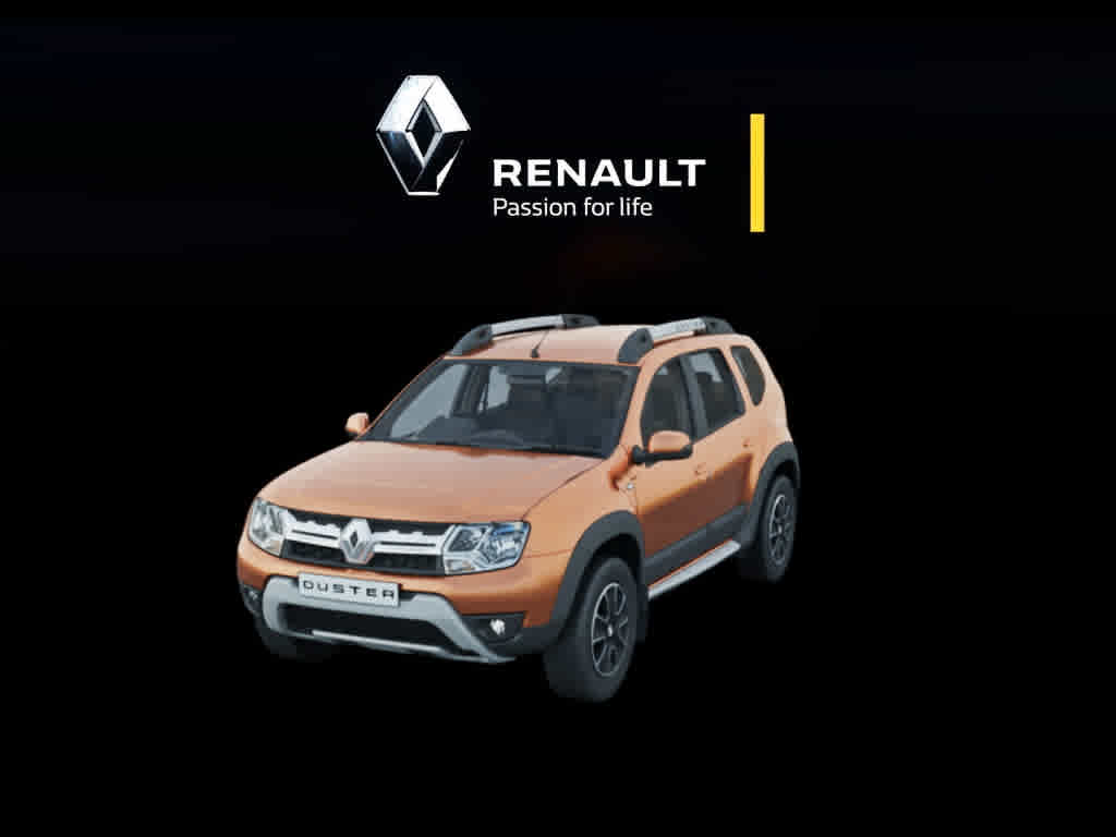 Promotional Video for The Renault DUSTER by Square Pixel