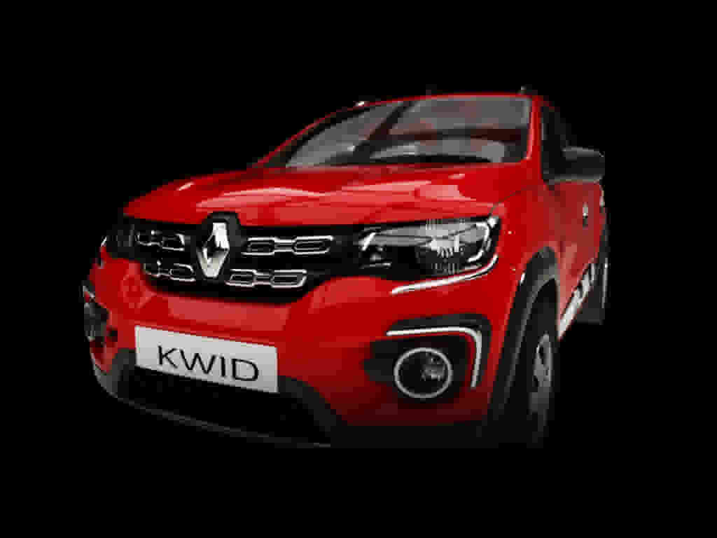 The Renault Kwid
