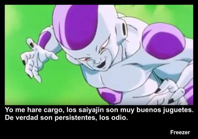 freezer | Frase Dragon Ball