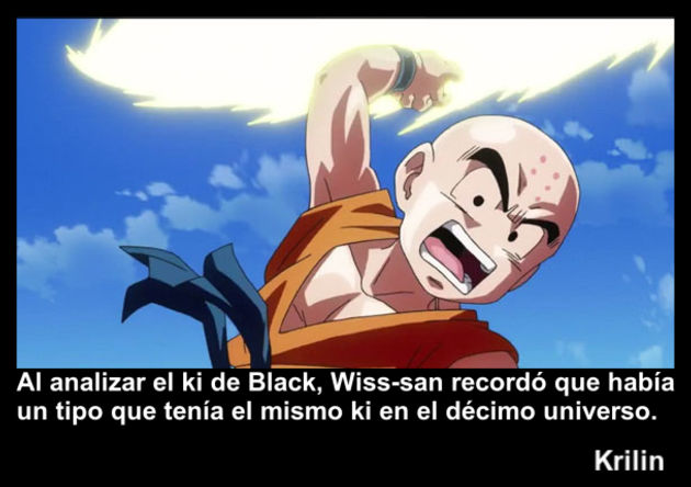 krilin | Frase Dragon Ball