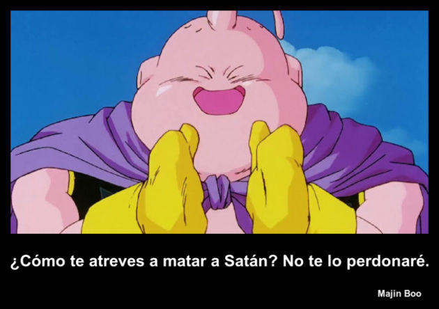 majinboo | Frase Dragon Ball