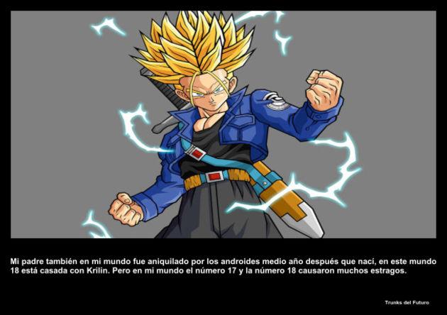 trunksdelfuturo | Frase Dragon Ball