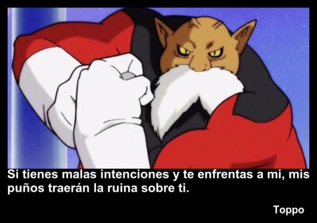 Toppo | Frase Dragon