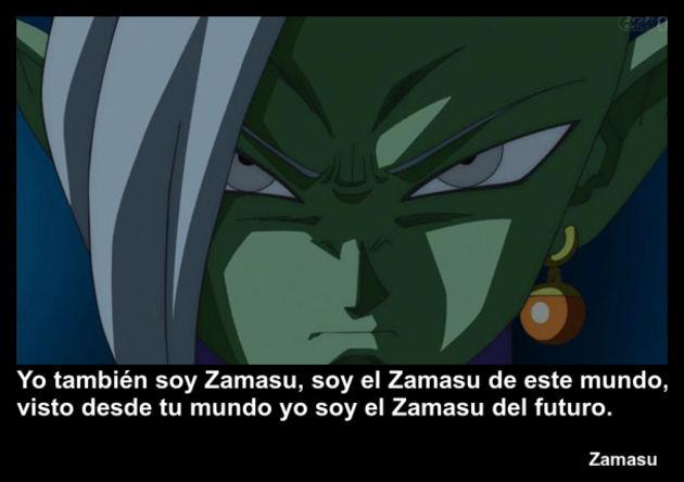 Zamasu | Frase Dragon