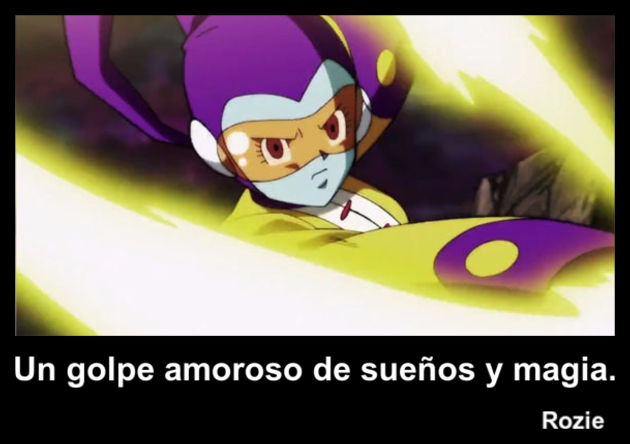 rozie | Frase Dragon Ball
