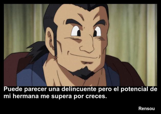 rensou | Frase Dragon Ball