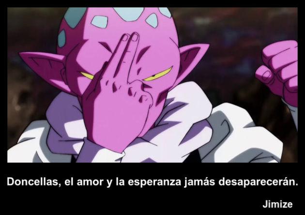 jimize | Frase Dragon Ball
