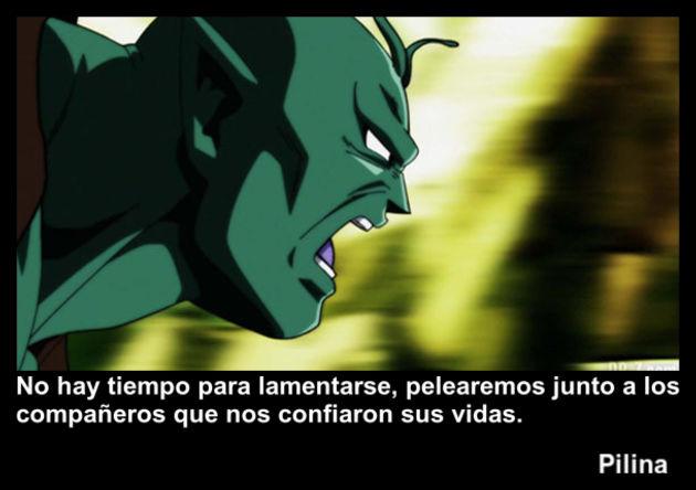 pilina | Frase Dragon Ball