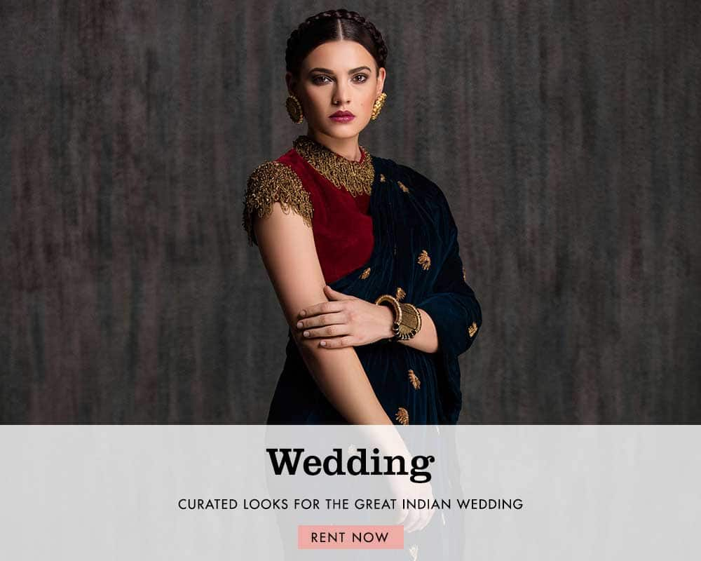 Wedding - Curated looks for the great indian wedding