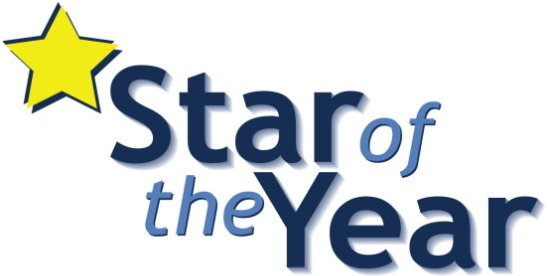 Logo Star Of The Year