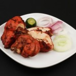 Tandoori Chicken - takeaway dish