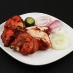 Tandoori Chicken - takeaway dish
