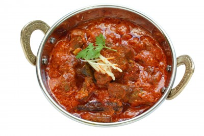 Rogan Josh - Indian takeaway