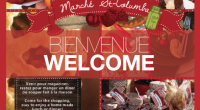 Our annual fall Marché promises to be better than ever!