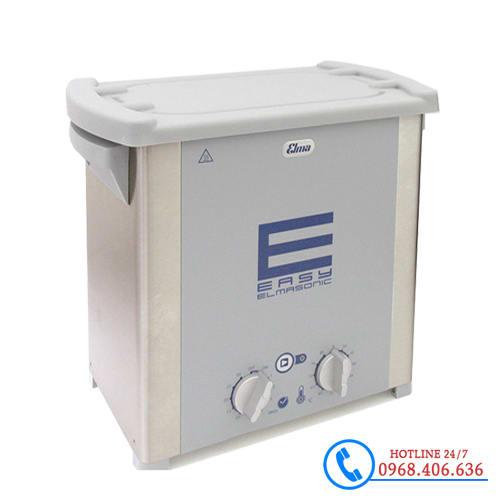 Hình ảnh Bể rửa siêu âm Elma™ Easy 120H - 12.75 lít - Có gia nhiệt sản phẩm có sẵn tại Stech Sài Gòn