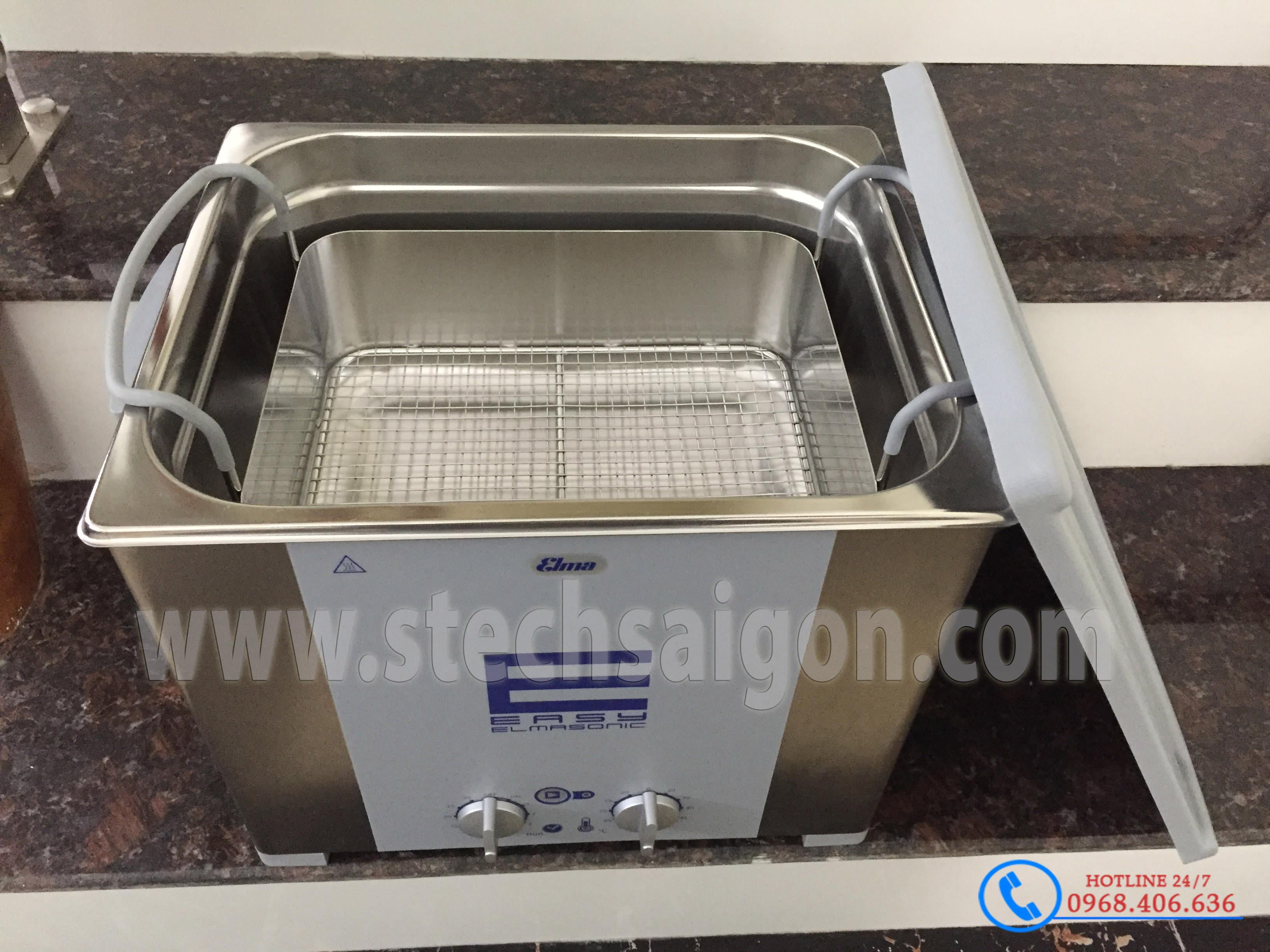 Hình ảnh Bể rửa siêu âm Elma™ Easy 300H - 28 lít cung cấp bởi Stech Sài Gòn. Sản phẩm có sẵn tại Hà Nội và Hồ Chí Minh
