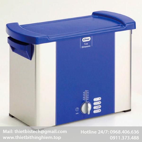 Hình ảnh Bể rửa siêu âm Elma™ S70 - 6.9 lít sản phẩm có sẵn tại Stech Sài Gòn