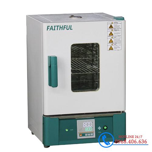 Tủ sấy 65 lít hiển thi Led Faithful 300 độ ứng dụng rộng rãi buồng Inox