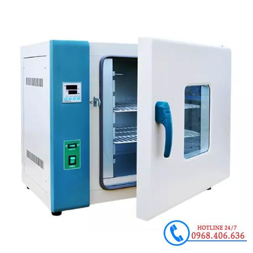 Tủ sấy Trung Quốc hiện số 43 lít 101-0AB Xingchen 250 độ giá rẻ