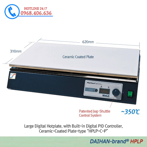 Hình ảnh <p>Bếp gia nhiệt Daihan loại lớn, HPLP-C-P</p> sản phẩm có sẵn tại Stech Sài Gòn