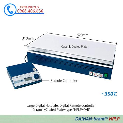 Hình ảnh <p>Bếp gia nhiệt Daihan loại lớn, HPLP-C-R</p> sản phẩm có sẵn tại Stech Sài Gòn