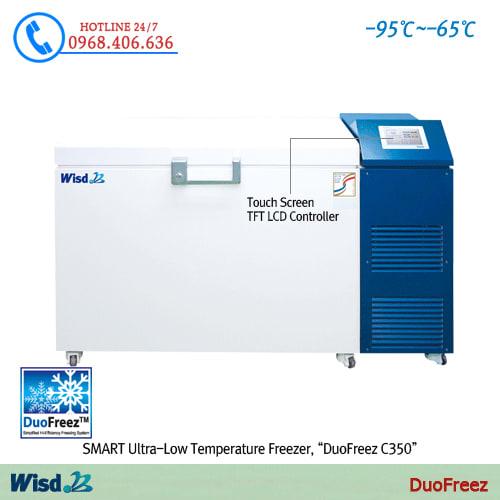 Hình ảnh Tủ lạnhâm sâu Hàn Quốc DaihanSimpleFreez C350 (86 độ C - 350 lít) sản phẩm có sẵn tại Stech Sài Gòn