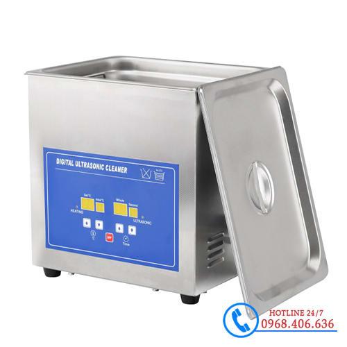Hình ảnh Bể rửa siêu âm Trung Quốc Jeken PS-G60A (20 lít) cung cấp bởi Stech Sài Gòn. Sản phẩm có sẵn tại Hà Nội và Hồ Chí Minh