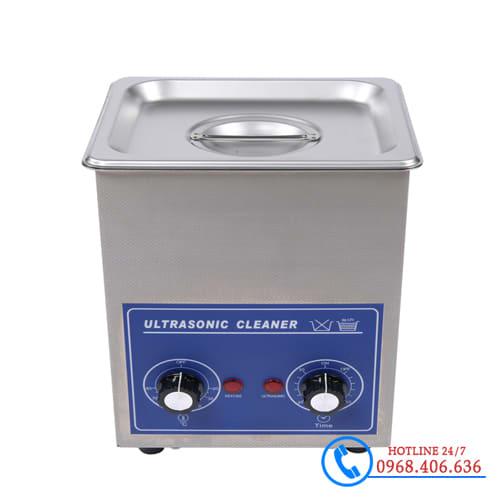 Hình ảnh Bể rửa siêu âm Trung Quốc Jeken PS-10 (2 lít) sản phẩm có sẵn tại Stech Sài Gòn