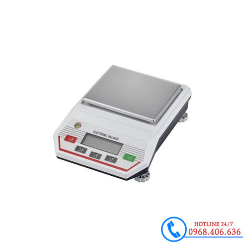Hình ảnh Cân kỹ thuật 1 số lẻ 10kg Labex HC-B50001 (Đĩa cân vuông) sản phẩm có sẵn tại Stech Sài Gòn