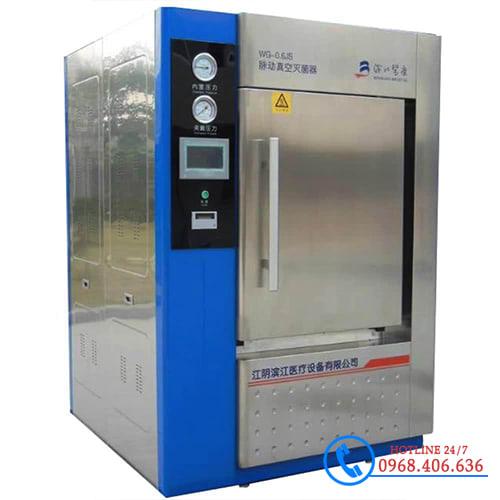 Hình ảnh Nồi hấp tiệt trùng sấy chân không Jibimed WG-0.36 (360 lít) sản phẩm có sẵn tại Stech Sài Gòn