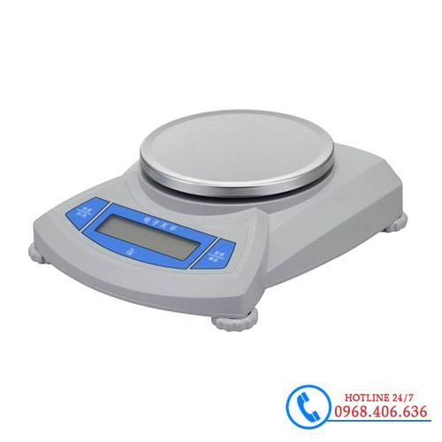Hình ảnh Cân kỹ thuật 2 số lẻ 100g Labex HC-D1002 (Đĩa cân tròn) sản phẩm có sẵn tại Stech Sài Gòn