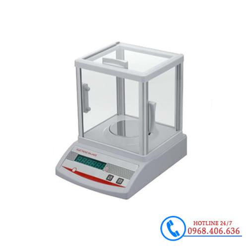 Hình ảnh Cân phân tích 3 số lẻ 100g Labex HC-C1003 (Đĩa cân tròn) sản phẩm có sẵn tại Stech Sài Gòn