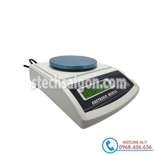 Hình ảnh Cân kỹ thuật 2 số lẻ 1kg Labex HC-C10002 (Đĩa cân tròn) cung cấp bởi Stech Sài Gòn. Sản phẩm có sẵn tại Hà Nội và Hồ Chí Minh