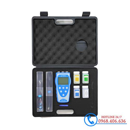 Hình ảnh Máy đo pH/độ dẫn/mV/nhiệt độ dùng trong mẫu nhỏ/ đo trong ống nghiệm  APERA PH8500-MS( Có lưu dữ liệu ) cung cấp bởi Stech Sài Gòn. Sản phẩm có sẵn tại Hà Nội và Hồ Chí Minh