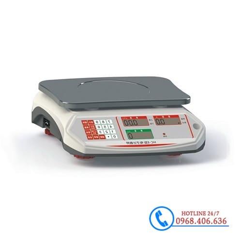 Hình ảnh Cân tính tiền điện tử 30kg Labex HC-ES30-01 (Đĩa cân vuông) cung cấp bởi Stech Sài Gòn. Sản phẩm có sẵn tại Hà Nội và Hồ Chí Minh