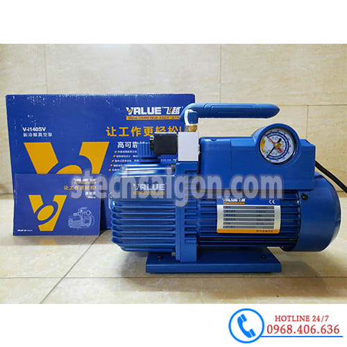 Hình ảnh Bơm hút chân không 60 lít/phút Value V-I140SV sản phẩm có sẵn tại Stech Sài Gòn