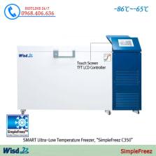 Hình ảnh Tủ lạnh Daihan âm 86 độ C nằm ngangSimpleFreez C500 (500 lít) sản phẩm có sẵn tại Stech Sài Gòn